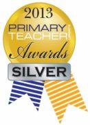 Primary Teacher Update Silver award badge