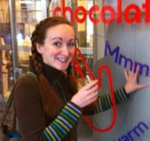 joanna grace chocolate