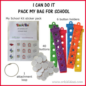 contents pack for school kit
