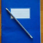 notebook & pencil