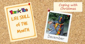 LIFE SKILL dec coping with christmas