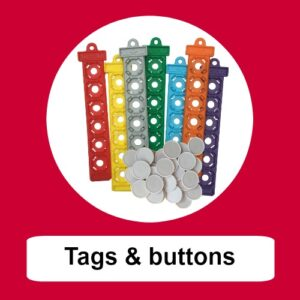 Tags and buttons