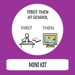 cover image minikit first then school