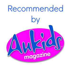 recommended by aukids link