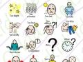 feelings emotions symbols, what I think