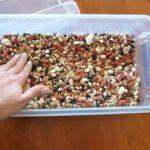 sensory bean box
