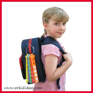 pack for school carrying bag