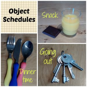 object schedules