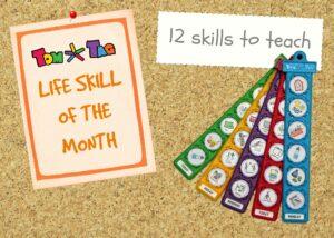 12 essential life skills header