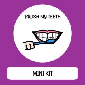 cover image minikits brush teeth
