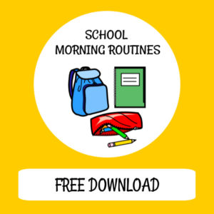 cover image download school morning routines