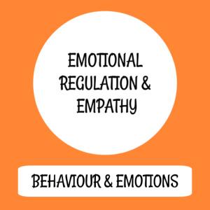 Emotional regulation & empathy