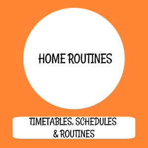 Home routines