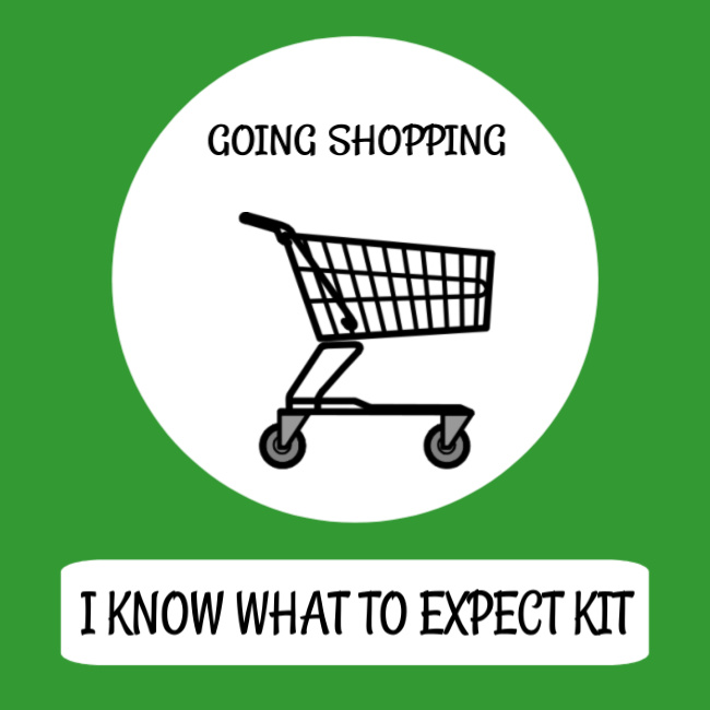 cover image what to expect going shopping