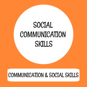 Social communication skills