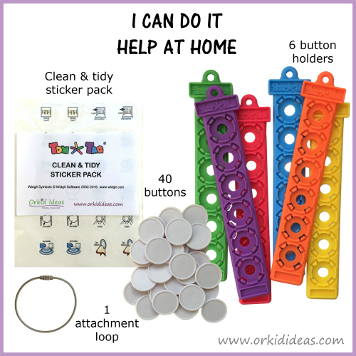 i can do it help at home contents