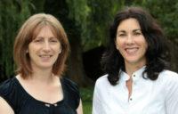 Clare & Deborah photo